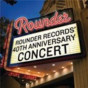 Alison Krauss / Bela Fleck / Irma Thomas / Jerry Douglas / Madeleine Peyroux / Mary Chapin Carpenter / Minnie Driver / Robert Plant / Union Station - Rounder records : 40th anniversary concert