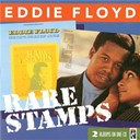 Eddie Floyd - Rare stamps