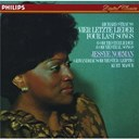Gewandhausorchester Leipzig / Jessye Norman / Kurt Masur / Richard Strauss - Strauss, r.: four last songs; 6 orchestral songs