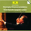 Claudio Abbado / The London Symphony Orchestra - Mussorgsky: pictures at an exhibition