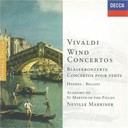 Orchestre Academy Of St. Martin In The Fields / Sir Neville Marriner - Vivaldi: wind concertos