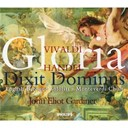 Antonio Vivaldi / George Frideric Handel / Sir John Eliot Gardiner / The English Baroque Soloists / The Monteverdi Choir - Vivaldi: Gloria / Handel: Dixit Dominus