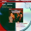 Julian Lloyd Webber / Orchestre Academy Of St. Martin In The Fields / Sir Edward Elgar / Sir Neville Marriner / Sir William Walton / The Royal Philharmonic Orchestra / Yehudi Menuhin - Elgar / walton: cello concerto in e minor / cello concerto