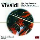 Antonio Vivaldi / I Musici - Vivaldi: the four seasons; 3 concertos from op.3