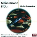 Charles Dutoit / Felix Mendelssohn / Gewandhausorchester Leipzig / Kurt Masur / Max Bruch / Salvatore Accardo / The London Symphony Orchestra - Mendelssohn: violin concerto/bruch: violin concerto; konzertstück