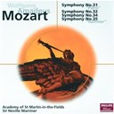Orchestre Academy Of St. Martin In The Fields / Sir Neville Marriner / W.a. Mozart - Mozart: symphonies nos.31,32,34 & 35