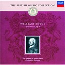 Christopher Hogwood / The Academy Of Ancient Music / William Boyce - Boyce: symphonies nos. 1-8