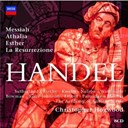 Christopher Hogwood / Christopher Hogwood / George Frideric Handel / The Academy Of Ancient Music - Hogwood conducts Handel Oratorios