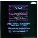 Dame Janet Baker / Jean-S&eacute;bastien Bach / John Shirley-Quirk / Orchestre Academy Of St. Martin In The Fields / Sir Neville Marriner - Bach, j.s.: cantatas nos. 159 &amp; 170