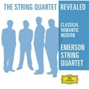 Anton Webern / Antonín Dvorák / Quatuor Emerson / Samuel Barber - Emerson string quartet - the string quartet revealed