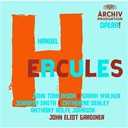Anthony Rolfe Johnson / George Frederic Haendel / Jennifer Smith / John Eliot Gardiner / John Tomlinson / Sarah Walker / The English Baroque Soloists - Handel: hercules
