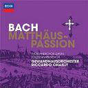 Gewandhausorchester Leipzig / Jean-Sébastien Bach / Riccardo Chailly - Bach, j.s.: st. matthew passion