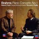 Gewandhausorchester Leipzig / Johannes Brahms / Nelson Freire / Riccardo Chailly - Brahms: piano concerto no.1