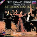 Dame Joan Sutherland / Giuseppe Verdi / Luciano Pavarotti / Marilyn Horne / New York City Opera Orchestra / Richard Bonynge / Vincenzo Bellini - Live from lincoln centre