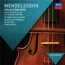 "Felix Mendelssohn - Mendelssohn: violin concerto; symphony no.4 - ""italian""; hebrides overture"