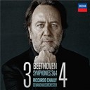 Gewandhausorchester Leipzig / Ludwig Van Beethoven / Riccardo Chailly - Beethoven: symphonies nos.3 &amp; 4