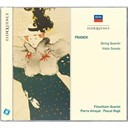 C&eacute;sar Franck / Fitzwilliam String Quartet / Pascal Rog&eacute; / Pierre Amoyal - Franck: string quartet; violin sonata