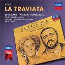 Dame Joan Sutherland / Giuseppe Verdi / London Opera Chorus / Luciano Pavarotti / Matteo Manuguerra / Richard Bonynge / The National Philharmonic Orchestra - Verdi: la traviata