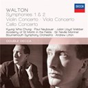 Andrew Litton / Bournemouth Symphony Orchestra / Julian Lloyd Webber / Kyung Wha Chung / Orchestre Academy Of St. Martin In The Fields / Paul Neubauer / Sir Neville Marriner / Sir William Walton - Walton: symphonies 1 & 2; violin concerto; viola concerto; cello concerto