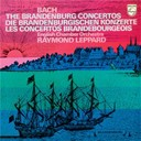 Raymond Leppard / The English Chamber Orchestra - Bach: the brandenburg concertos nos.4-6
