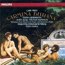 Carl Orff / Edita Gruberova / John Aler / L'orchestre Philharmonique De Berlin / Seiji Ozawa / Shinyukai Choir / Thomas Hampson - Orff: carmina burana