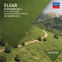 "Sir Edward Elgar / Sir Georg Solti / The London Symphony Orchestra - Elgar: symphony no.1; in the south - ""alassio"""