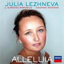 Antonio Vivaldi / George Frideric Handel / Giovanni Antonini / Il Giardino Armonico / Julia Lezhneva / Nicola Antonio Porpora / W.a. Mozart - Alleluia