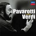 Giuseppe Verdi / Luciano Pavarotti - Pavarotti sings verdi