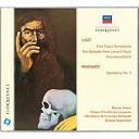 Alberic Magnard / Choeur Pro Arte De Lausanne / Ernest Ansermet / Franz Liszt / L'orchestre De La Suisse Romande / Werner Krenn - Liszt: eine faust-symphonie; magnard: symphony no.3