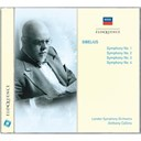 Anthony Collins / Jean Sibelius / The London Symphony Orchestra - Sibelius: symphonies nos.1 - 4
