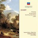 Franz Schubert - Schubert: partsongs - lieder