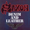 Saxon - Denim And Leather