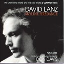 David Lanz - Skyline firedance - the orchestral works and the solo works: 2 compact discs