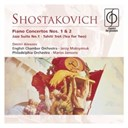 Dimitri Alexeev - Shostakovich: piano concertos nos. 1 &amp; 2 etc