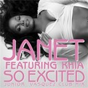 Janet Jackson - So excited (junior vasquez club mix)