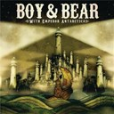 Bear / Boy - With emperor antarctica