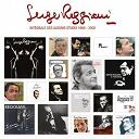 Serge Reggiani - L'intégrale des albums studio 1968 - 2002