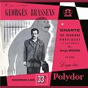 Georges Brassens - Georges brassens chante les chansons poétiques (et souvent gaillardes) n°1