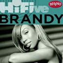 Brandy - Rhino hi-five: brandy