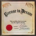 Kleeer - License to dream