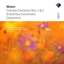 Carl-Maria Von Weber / François-René Duchable / James Conlon / Paul Meyer - Concertos pour clarinette n°1, op 73, n°2, op 74, grand duo concertant