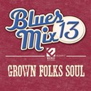 Carl Sims / Donnie Ray / John Cummings / Ms. Jody / O. B. Buchana / Sheba Potts-Wright / Sonny Mack - Blues mix, vol. 13 (grown folks soul)