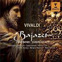 Europa Galante / Fabio Biondi - Vivaldi: Bajazet