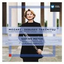 Sabine Meyer - Mozart: clarinet concerto/debussy: premi&egrave;re rhapsodie/takemitsu: fantasma/cantos