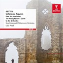 Libor Pesek - Britten:sinfonia da requiem/4 sea interludes/young person's guide