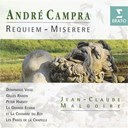 Dominique Visse - Campra - requiem & miserere