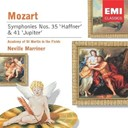 Orchestre Academy Of St. Martin In The Fields / Sir Neville Marriner - Mozart: symphony no 41 & 35