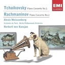 Alexis Weissenberg - Tchaikovsky: piano concerto no.1 - rachmaninoff: piano concerto no.2