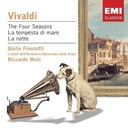 I Solisti Del L'orchestra Filarmonica Della Scala - Vivaldi: the four seasons etc.