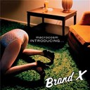 Brand X - Macrocosm - introducing... brand x